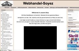 Webhandel Soyez