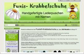 Fuxis-Krabbelschuhe