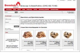 Kamin- und Brennholzhandel OHG