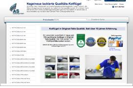 AS  Industrielackierungen GmbH