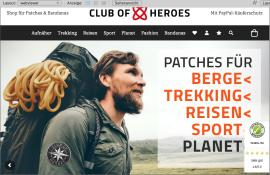 Club of Heroes/ Inhaber: S. Meusel