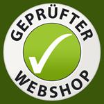 Geprufter Webshop Siegel