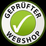GeprŸfter Webshop Siegel